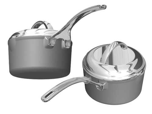 Magnalite Professional Cookware Design