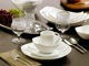Classic Fjord dinnerware and serving pieces by Dansk